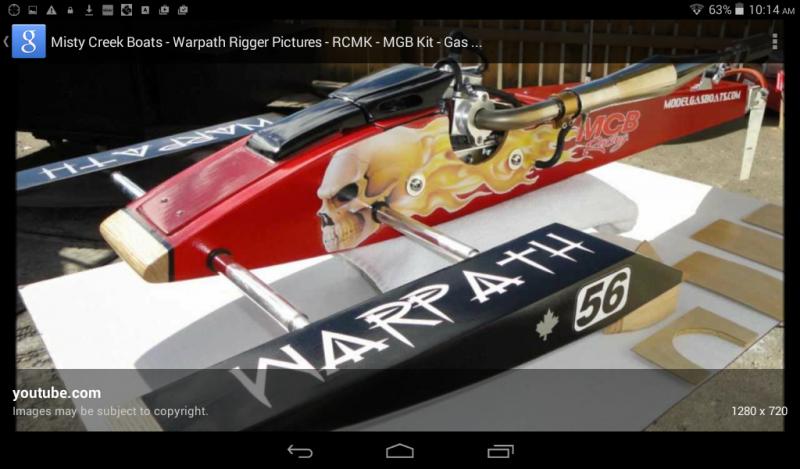 Stroker Cranks and Big Bore Kits - Modelgasboats com