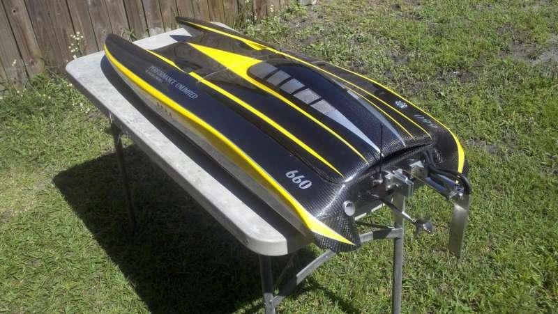 Raptor Cat - Modelgasboats com